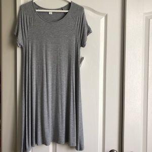 NEW Old Navy Gray Dress